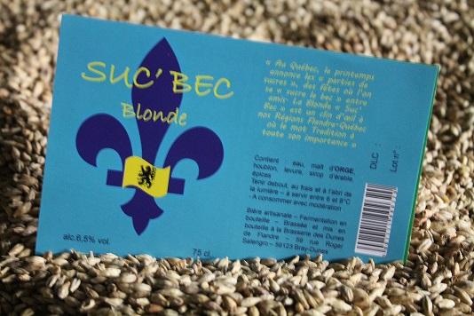 Blonde Suc'Bec