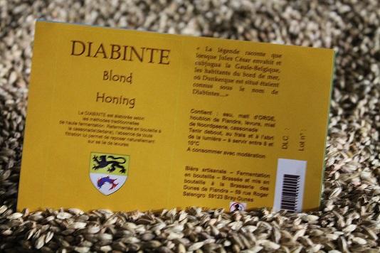 Diabinte Blond Honing