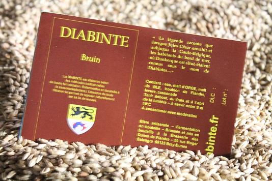 Diabinte Bruin