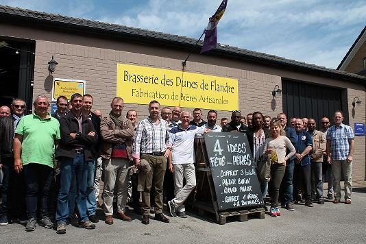 Visite Atelier Brasserie des Dunes de Flandre 3