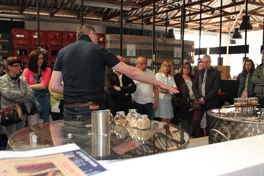 Visites Atelier Brasserie des Dunes de Flandre 10