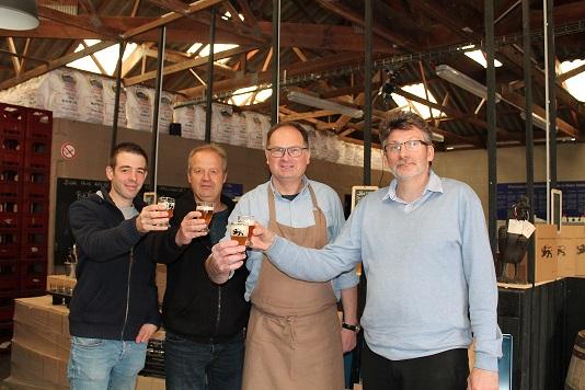 Visites Atelier Brasserie des Dunes de Flandre 2