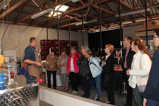 Visites Atelier Brasserie des Dunes de Flandre 3