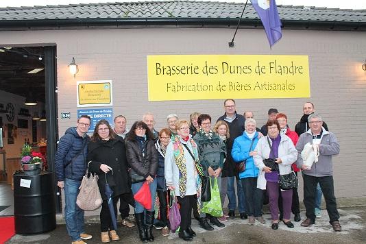 Visites Atelier Brasserie des Dunes de Flandre 8