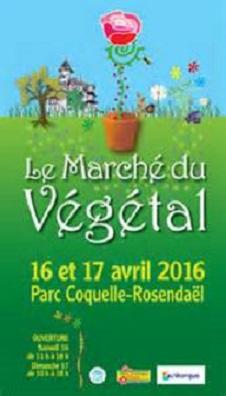 Le Marché Végétal Parc Coquelle-Rosendaël 2016
