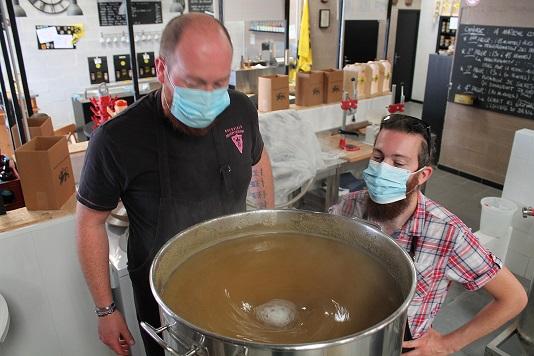 Atelier de Brassage DIABINTE 14