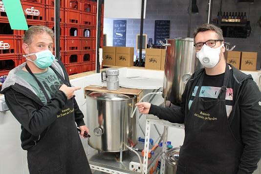 Atelier de Brassage DIABINTE1