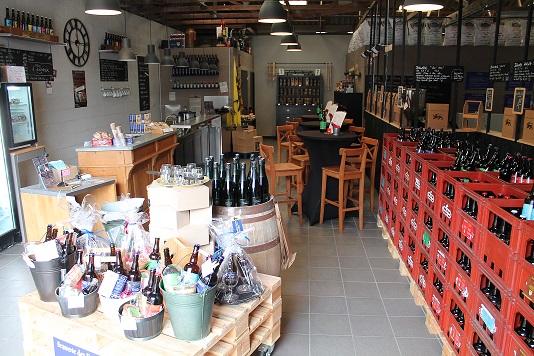 Bier Shop Brasserie des Dunes de Flandre