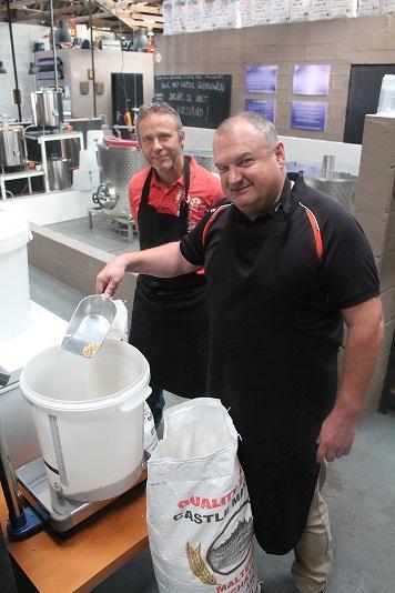 Atelier de brassage Tout Grain DIABINTE