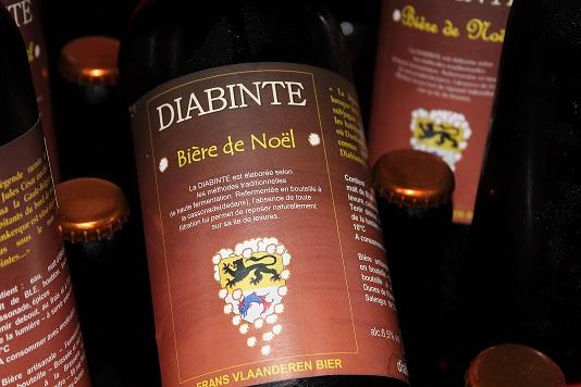 A bière de Noël DIABINTE 2017