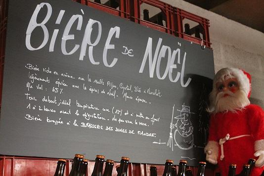 B bière de Noël DIABINTE 2017