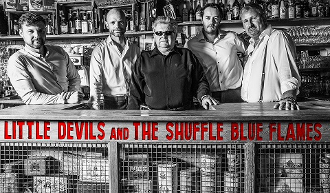 Little Devils & The Shuffle Blue Flames