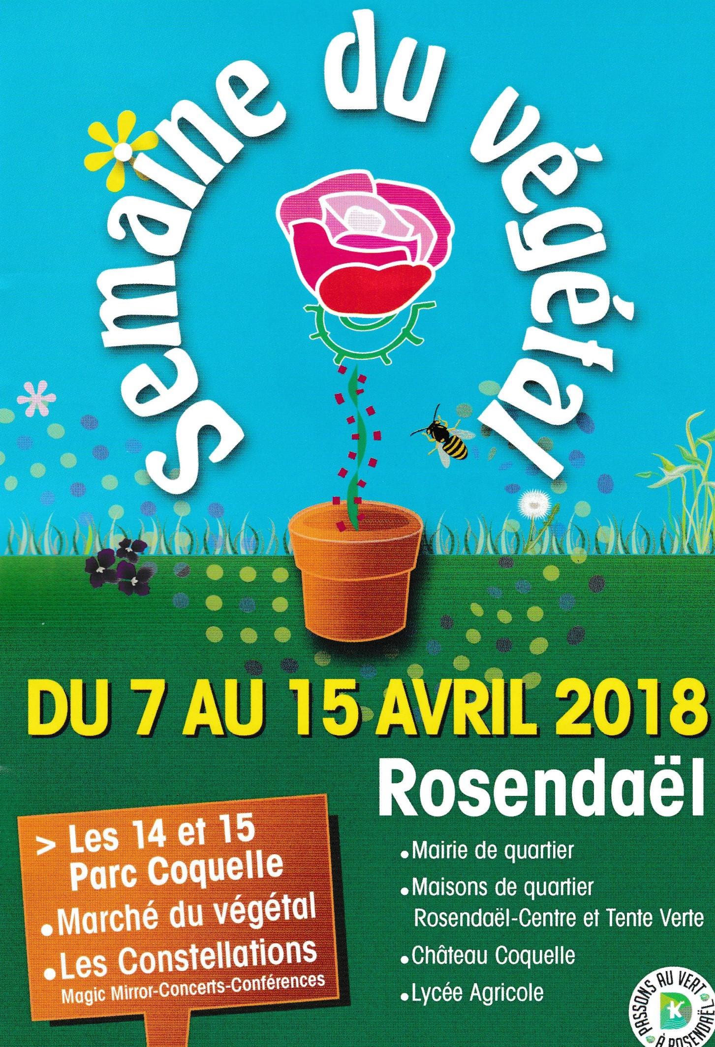 Marché du Végétal 2018