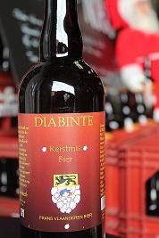 Bière de Noël Diabinte 6