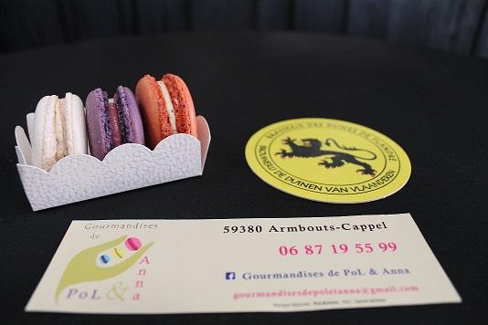 Macaron Chocolat & Bière DIABINTE 3