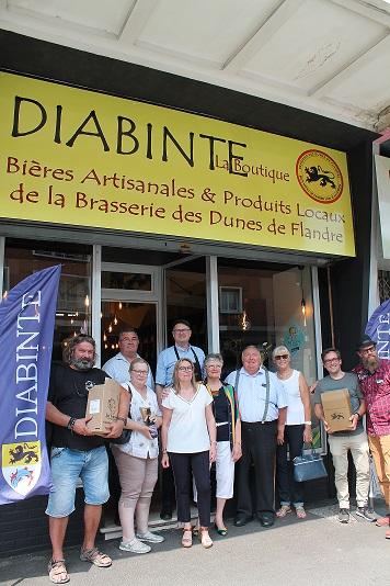 DIABINTE La Boutique 6
