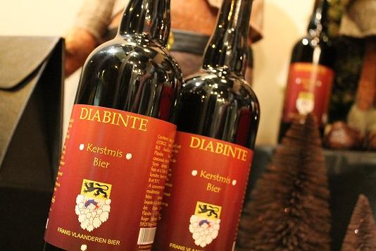 Bière de Noël DIABINTE 7