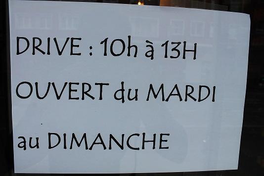 DRIVE DIABINTE La Boutique 5