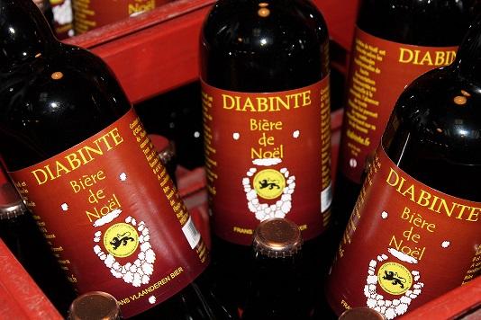 Bière de Noêl DIABINTE