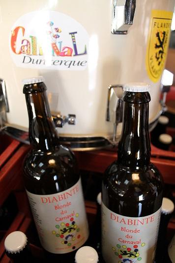 Bière Blonde du Carnaval DIABINTE 1 2021