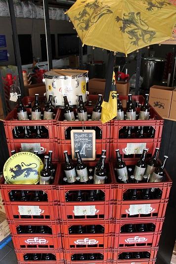 Bière Blonde du Carnaval DIABINTE 2021
