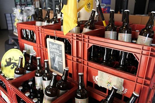 Bière Blonde du Carnaval DIABINTE 3 2021