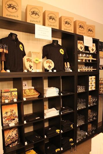 DIABINTE La Boutique 8